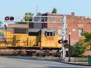 Fortville Trains