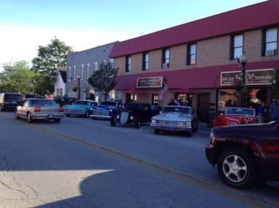 Fortville Antique Car Show