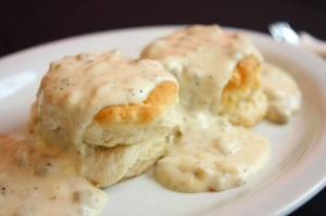 Java Biscuits & Gravy