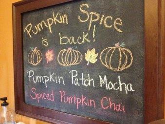 Java Pumpkin Spice