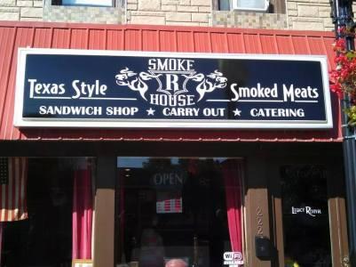 R Smoke House